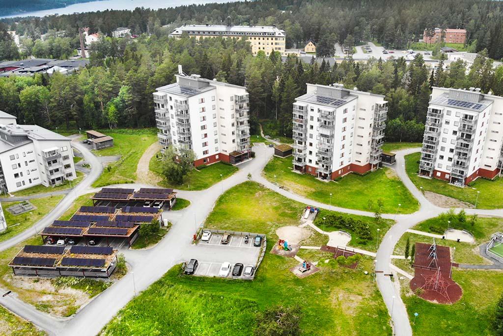 Skanska Sverige AB / Östersundshem